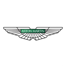 Aston Martin logo for airconditioning