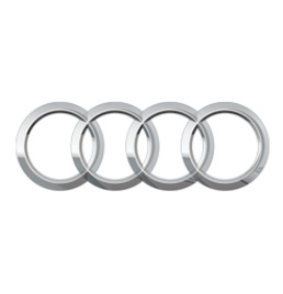 Audi Logo - for air conditioning