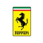 Ferrari Logo for air conditioning