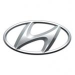 Hyundai Logo for air conditioning