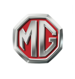 MG logo for air conditioning