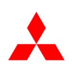 Mitsubishi logo for air conditioning