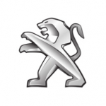 Peugeot logo for air conditioning