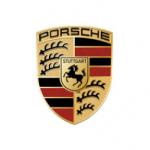 Porsche logo for air conditioning