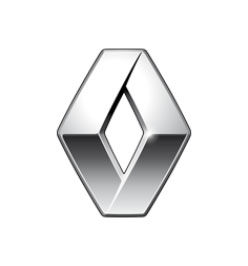 Renault logo for air conditioning