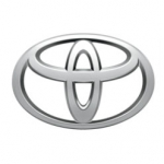 Toyota Logo for air-conditioning