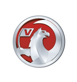 Vauxhall logo for air-conditioning faults